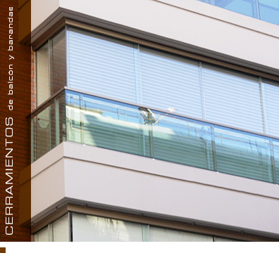 Casa saumell inicio for Cerramientos de balcones